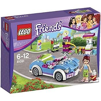 LEGO Friends 41091 - L'Auto Sportiva di Mia