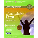 Complete first certificate for schools. Student's book-Workbook without answer. Con espansione online. Per le Scuole superiori. Con CD Audio e CD-ROM