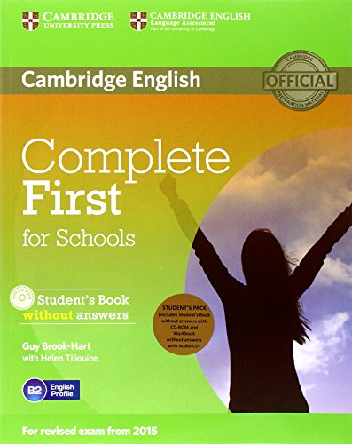 Complete first certificate for schools. Student's book-Workbook without answer. Per le Scuole superiori e CD-ROM. Con CD Audio. Con espansione online