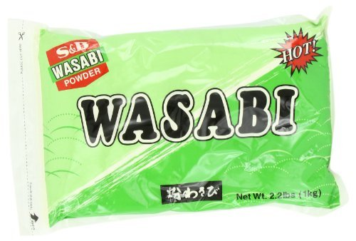 Preisvergleich Produktbild S&B Wasabi Powder, 2.2-Pound by S&B