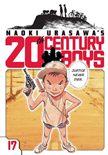 Naoki Urasawa's 20th Century Boys, Volume 17 Cover Image