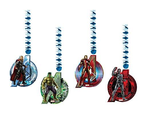 Generique - Ghirlande verticali Avengers-Age of Ultron