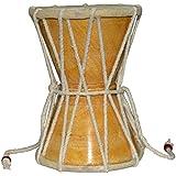 DronaIndia Damroo mano percusión India tradicional instrumento Musical
