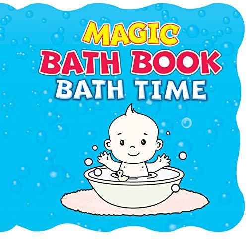 Magic Bath Book  - Bath Time