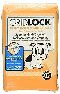 GOGO Pet Products Gridlock'adhésif bâton d'entrainement pour dos, 24par 61cm, 15-pack