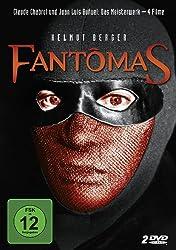 Fantomas - Die komplette Mini-Serie [2 DVDs]