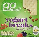 Go Ahead Yogurt Breaks Forest Fruit 2 Slices (5 Pack)