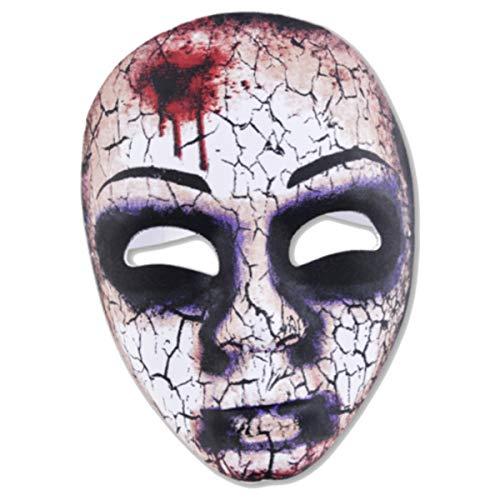 kaiser24 Halloween Maske (Zombie Maske (3299055))