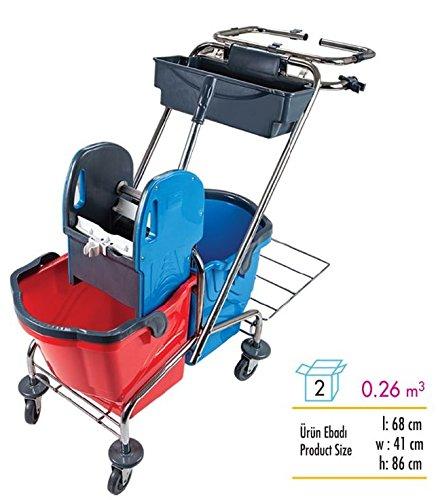 Aviva Clean 3597053031Carrito limpieza