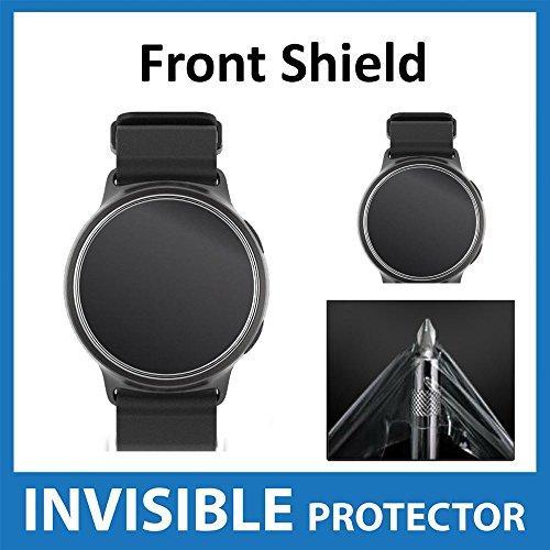 Misfit Phase Bildschirmschutzfolie unsichtbar vorne Shield Military Grade Schutz Exklusiv von Ace Fall