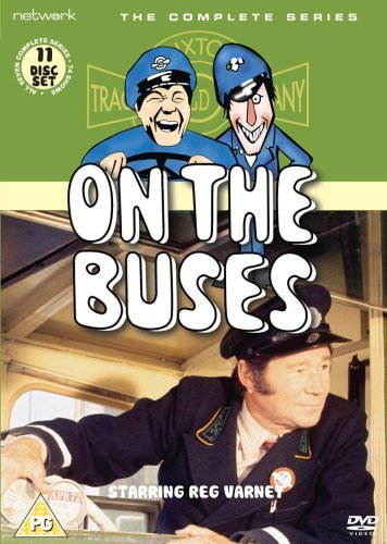 On the Buses - The Complete Seri...