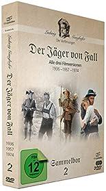Der Jäger von Fall (1936, 1957, 1974) - Die Ganghofer Verfilmungen - Sammelbox 2 (Filmjuwelen) [3 DVDs] hier kaufen