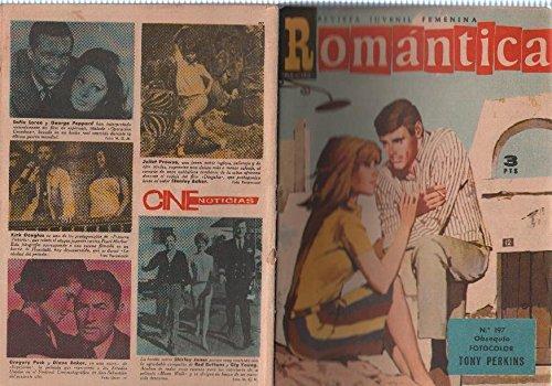 Romantica numero 197: Flash con Sofia Loren, Kird Douglas, Shirley Jones, Gregory Peck, Diane Baker, etc