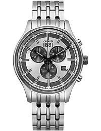 Cerruti 1881 CRA115STU04MUT_wt Reloj de pulsera para hombre