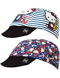 BUFF ENFANT CAP avec badge KITTY ANCHOR haute UV protection UV