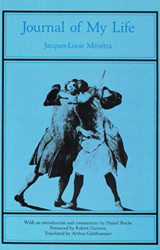 Journal of My Life por Jacques-louis Ménétra