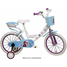 "Bicicleta Frozen 16"" Official Disney"