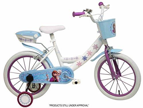 """Bicicleta Frozen 16"""" Official Disney"""