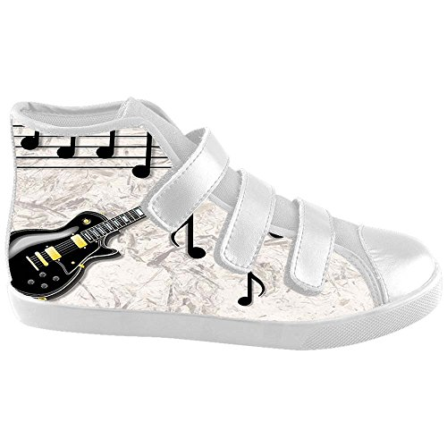 Dalliy Music Note And Guitar Kids Canvas shoes Schuhe Footwear Sneakers shoes Schuhe C