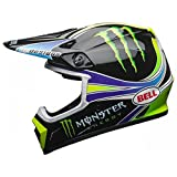 Bell Helm Moto Cross mx-9 MIPS Team Pro Circuit Monster Energy Replica 18.0 Gloss
