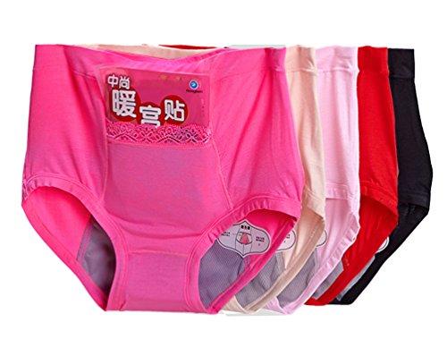 Qikafan Damen Panty UKNK9826Mixed 5 Pack