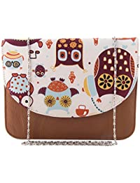 ShopMantra Women Multi-Color Printed Sling Bag