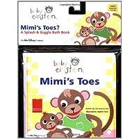 Baby Einstein Mimi's Toes: A Splash & Giggle Bath Book