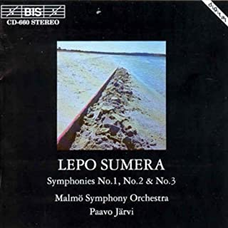 Lepo Sumera: Sinfonien 1-3