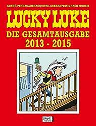 Lucky Luke Gesamtausgabe 27: 2013 bis 2015