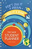 The SAGE Student Planner: Academic Diary 2019-20