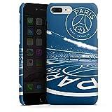DeinDesign Apple iPhone 8 Plus Coque Étui Housse Paris Saint-Germain PSG Parc des...