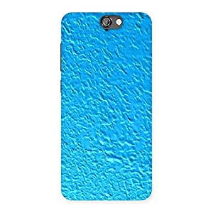 Blued Pattern Back Case Cover for HTC One A9