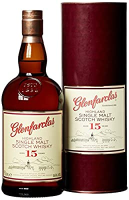 Glenfarclas 15 Years Old Highland Single Malt (1 x 0.7 l)
