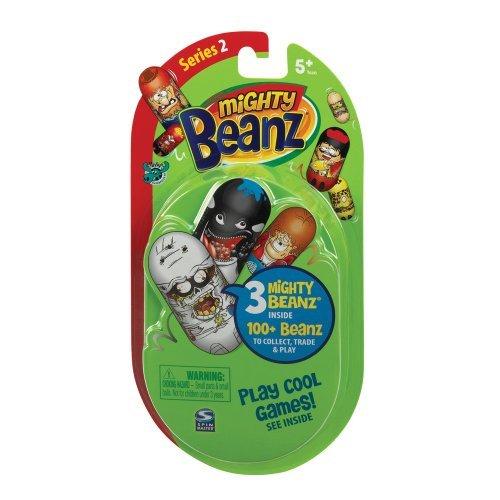 Mighty Beanz serie 2Beanz aleatoria (Pack de 3)