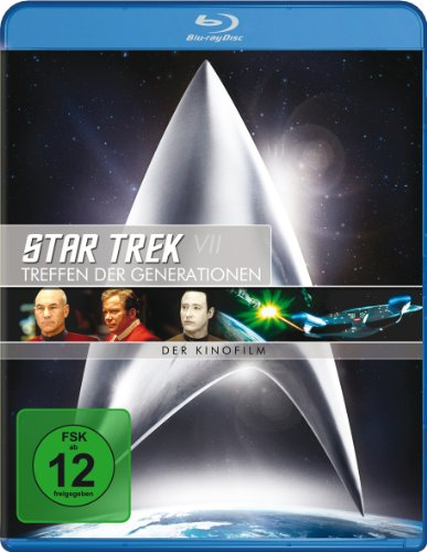 Star Trek 7 - Treffen der Generationen [Blu-ray] -