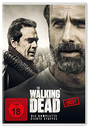 The Walking Dead - Staffel 7 [6 DVDs]