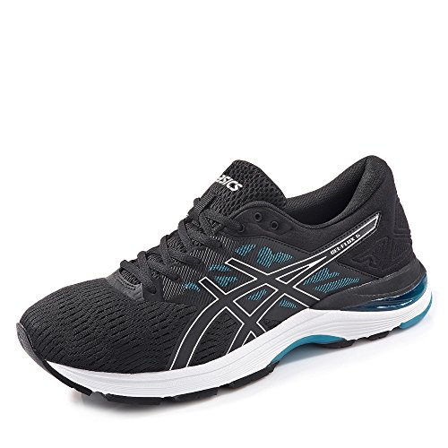 17. ASICS Men's Gel-Flux 5 Black Running Shoes