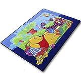Teppich - Kinderteppich - Spielteppich mit Motivauswahl (Winnie)