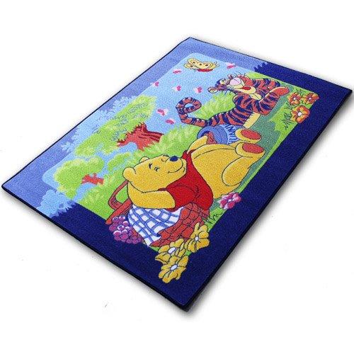 Teppich - Kinderteppich - Spielteppich mit Motivauswahl (Winnie) -