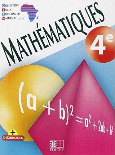 Mathematiques 4e Ciam Ned Eleve