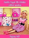 Barbie Regal für Schuhe selber machen - Puppen DIY