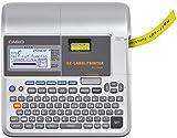 CASIO EZ-Label Printer KL-7400 Beschriftungsgerät professionell,  für Schriftbänder 6 / 9 / 12 / 18 / 24 mm, inkl. Netzteil - 2