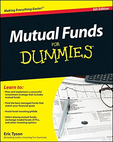 Mutual Funds For Dummies por Eric Tyson