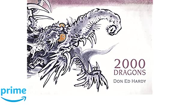 2000 Dragons Amazonde Don Ed Hardy Fremdsprachige Bücher