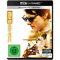 Mission: Impossible 5 - Rogue Nation - 4K UHD