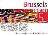 Popout Map Brussels (Popout Maps)