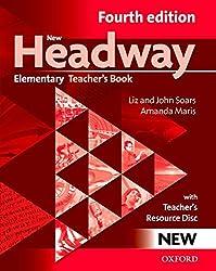 New Headaway Elementary : Teacher's book (1Cédérom)