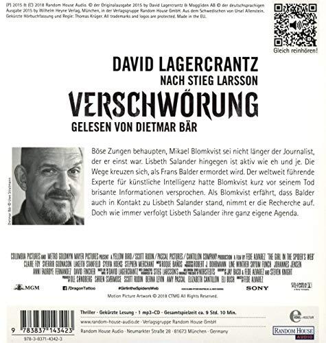 Verschwörung: Millennium (4): Alle Infos bei Amazon