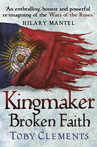 Kingmaker: Broken Faith: (Book 2)