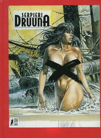 Druuna X by Paolo Serpieri (1999-06-01)